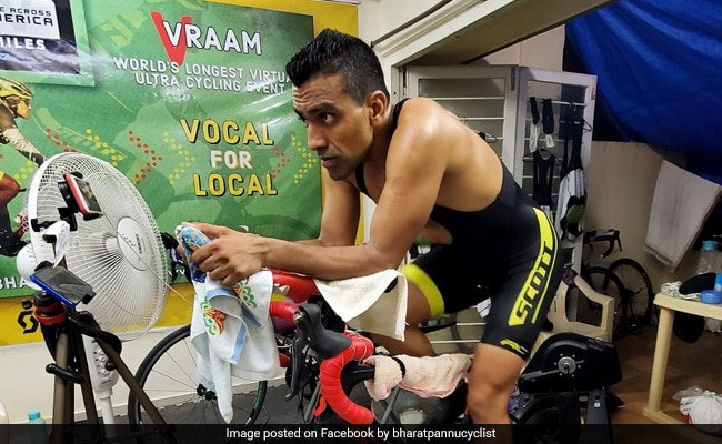 12 Days Of Cycling - Army Officer Completes One Of Toughest World Races