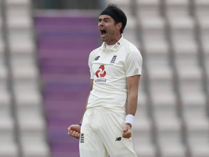 """James Anderson """"One Of The Best Exponents Of Reverse Swing,"""" Says Sachin  Tendulkar 