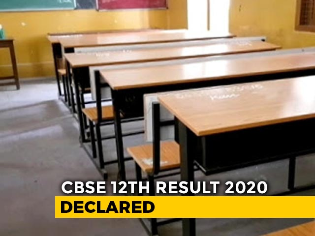 Video : 88.78 Per Cent Students Pass CBSE Class 12 Exams