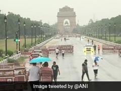 दिल्ली और आस-पास के इलाकों में तड़के सुबह हुई बारिश, मौसम हुआ खुशनुमा