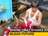 Video : Mumbai's Iconic Open-Air Laundry Suffers Loss Of Business Due To COVID-19