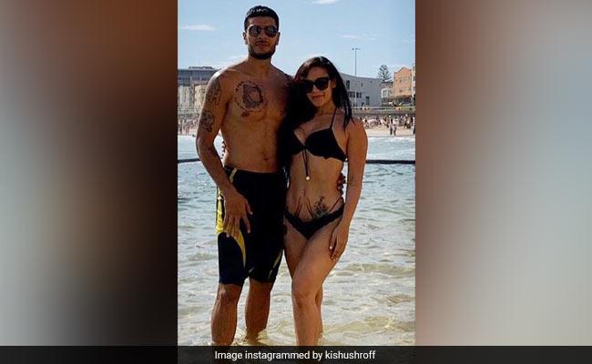 Krishna Shroff, Who Is Missing The Beach, Shares A Stunning Throwback Pic With Boyfriend Eban Hyams