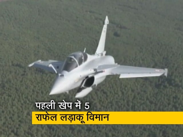 Videos : राफेल से मजबूत होगी भारतीय वायुसेना : किशोर खेड़ा