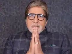 """My Gratitude Has No Bounds:"" Coronavirus-Positive Amitabh Bachchan Tweets From Hospital"