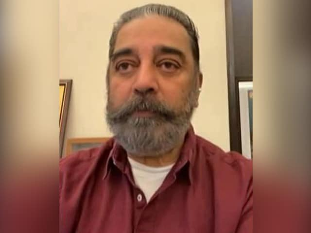 Video : Police Used As A Private Army By Political Superiors: Kamal Haasan