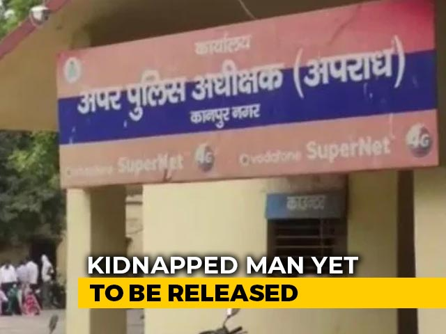 Video : Kidnappers Escaped With Ransom In UP, Cops Didn't Act, Alleges Family