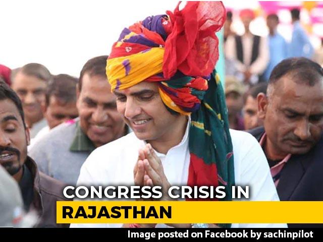 Video : Congress's Plan B In Rajasthan If Court Favours Sachin Pilot