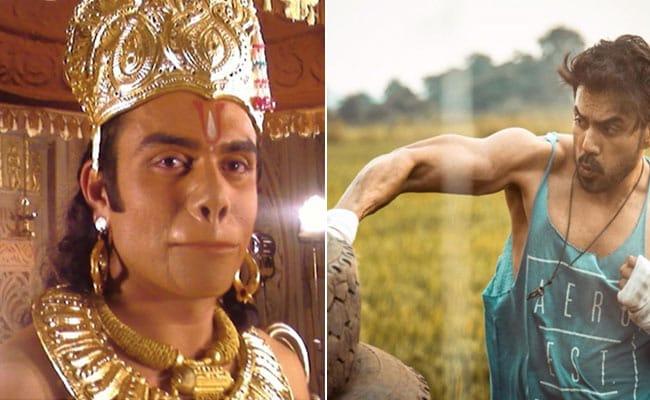 लंका दहन के दौरान जल गई थी TV सीरियल रामायण के हनुमान की पीठ, बताया पूरा किस्सा...