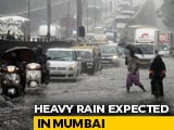 Video : Heavy Rain Predicted In Mumbai Today, Weather Office Issues Red Alert
