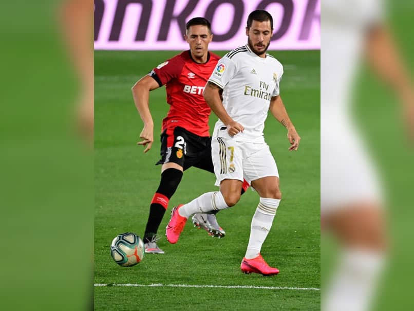 """La Liga: Zinedine Zidane Hopes Eden Hazard Will Play Again This Season, But Says """"Dont Want To Risk Anything"""""""