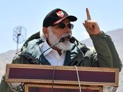 लद्दाख दौरे पर भारतीय जवानों से क्या कहा पीएम मोदी ने, पढ़ें पूरा भाषण...