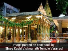 Kashi Vishwanath Temple <i>Prasad</i> To Be Home Delivered Amid Pandemic