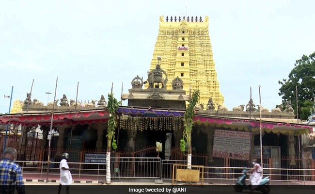 No Plan To Shut, Says Tirupati Temple As Priests, Staff Test Covid +ve