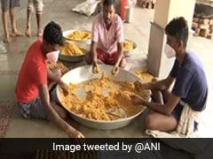 अयोध्या : राम मंदिर के भूमिपूजन की तैयारियां ज़ोरों पर, भोग के लिए बन रहे हैं 1,11,000 लड्डू