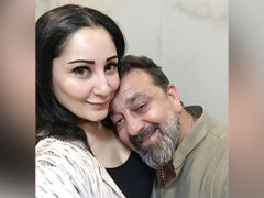 On Maanayata's Birthday, Sanjay Dutt Reveals His Nickname For Her