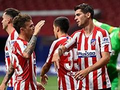 La Liga: Alvaro Morata Double Helps Atletico Madrid Stretch Unbeaten Run To 12 Games