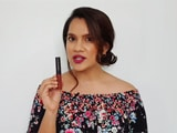 Video : Lipstick Review: We Tried The Maybelline Liquid Matte Lipstick