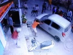 Delhi Man Hits Woman With Car. Runs Her Over While Trying To Escape