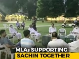 Video : Team Sachin Pilot Releases Video Of Rajasthan MLAs Supporting Him