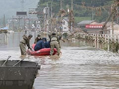 Dozens Dead, Missing In Japan As Heavy Rain Causes Floods, Mudslides