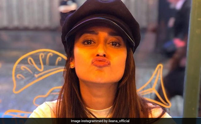 Ileana D'Cruz Was Asked About Her Relationship Status. Her Reaction