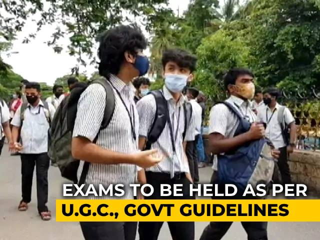 Video : End-Of-Term University Exams By September-End, Home Ministry Gives Nod