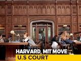 Video : Harvard, MIT Sue Trump Administration Over Student Visa Row