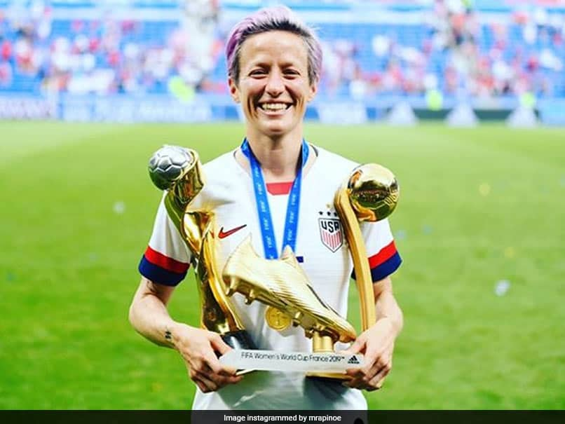 Indian Womens Football Team Coach Wants Players To Develop Attitude Like Megan Rapinoe