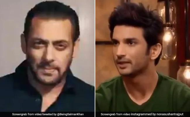 सुशांत सिंह राजपूत और सलमान खान के बीच नहीं था कोई कनेक्शन, फिल्म इंडस्ट्री से जुड़े सूत्रों ने गिनाए ये 5 कारण...