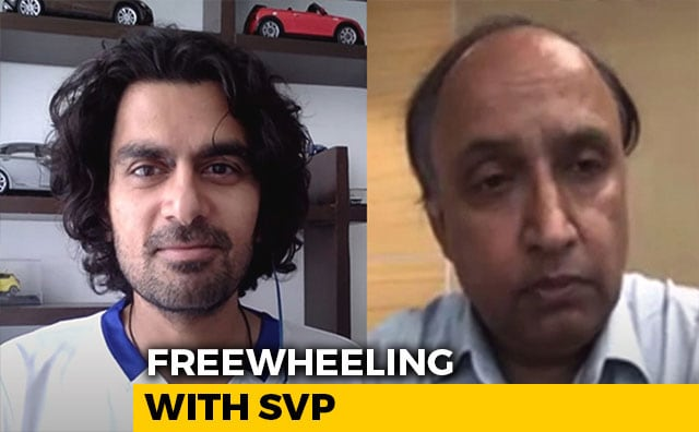 Video : Freewheeling With SVP: Live With Shashank Srivastava | carandbike