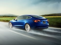 Tesla Model 3 Facelift In The Works: Report
