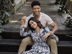 Farhan Akhtar's Comment On Girlfriend Shibani Dandekar's Latest Post Is Couple Goals