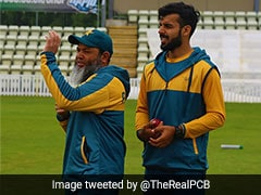 "Pakistan Team Responding ""Wonderfully Well"" To New Playing Protocols, Says Mushtaq Ahmed"
