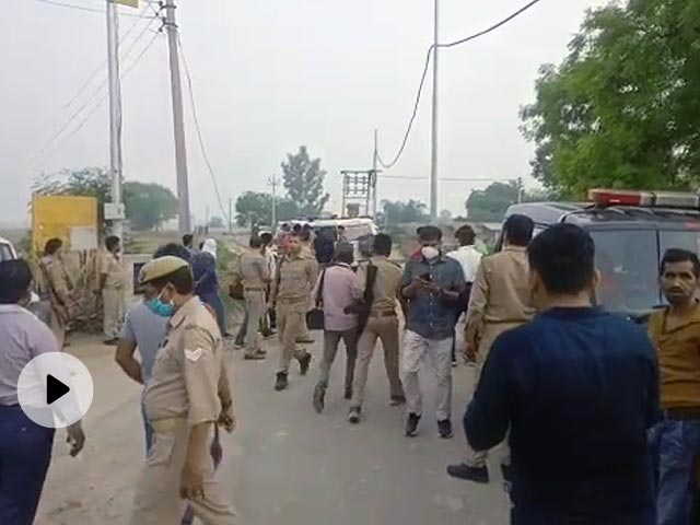 Video | Eight UP Policemen Shot Dead By Criminals In Kanpur