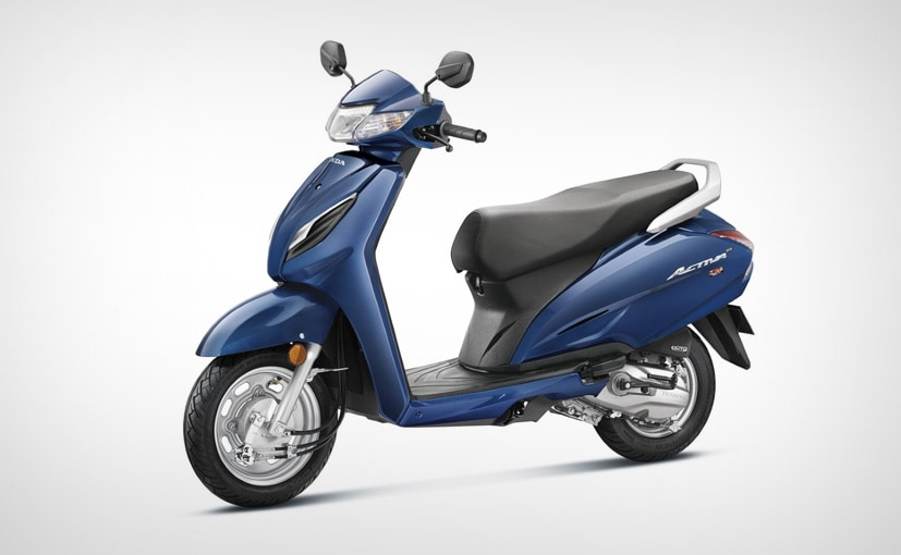 Honda 2Wheelers India commenced sales of its BS6 vehicles in September 2019