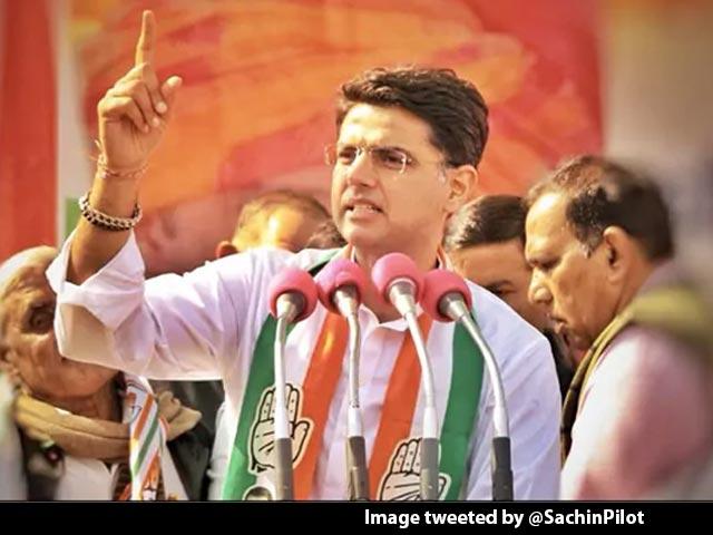 Video : Sachin Pilot Wins A Big Step In Supreme Court Against Congress