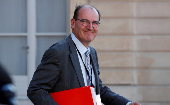 French President Emmanuel Macron Names Senior Official Jean Castex New PM