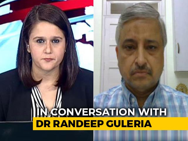 Video : Why Lockdown An Effective Weapon Against COVID? AIIMS Director Explains