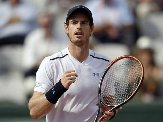 Big-Serving Andy Murray Upbeat As He Plans For Return