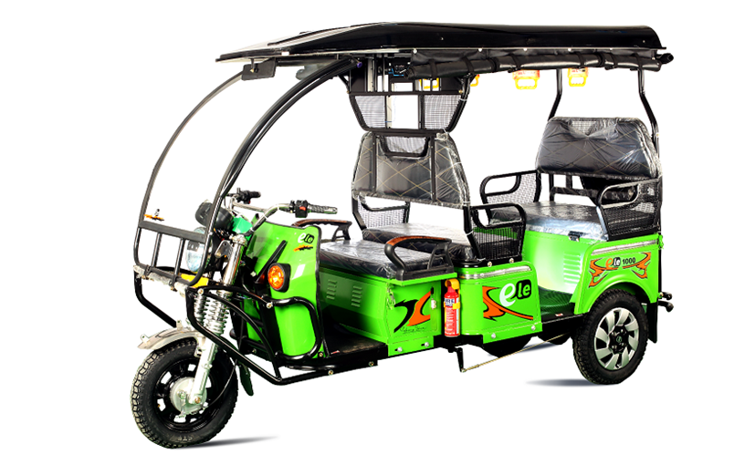 Bestway Agencies sells E-Rickshaws under the popular ELE brand in the Easter parts of India