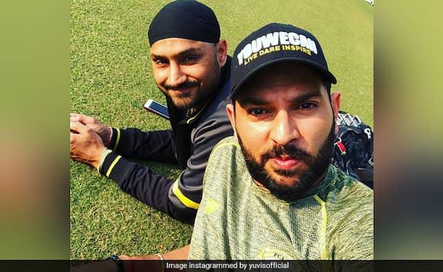 Yuvraj Singhs Hilarious Birthday Wish For Harbhajan Singh shares VIDEO