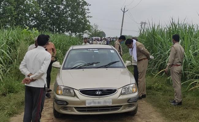 हापुड़ में दो दिन पहले हुए हत्याकांड का हुआ खुलासा, पिता ने ही सुपारी दे कर करवाया था पुत्र की हत्या
