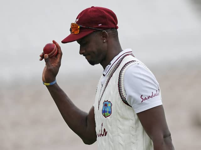 ENG vs WI: Jason Holder Says He Has More To Do After Six-Wicket Haul