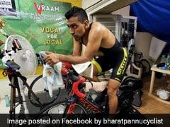 आर्मी ऑफिसर ने 12 दिन साइकिल चलाकर दुनिया की सबसे मुश्किल रेस में से एक पूरी की