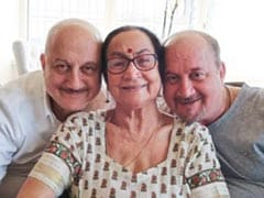 "Anupam Kher's Family Members Test COVID-19 Positive. He Tweets: ""I Have Tested Negative"""