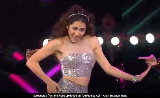 सारा अली खान के जोरदार डांस ने मचाया तहलका, खूब वायरल हो रहा थ्रोबैक Video