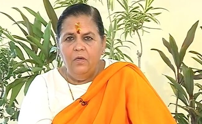 'If I Am Sent To Gallows, I Will Be Blessed': Uma Bharti On Babri Case