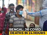 Video : Highest Single-Day Spike In Coronavirus Deaths In Bengal