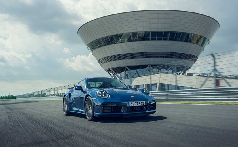 The Porsche 911 Turbo is positioned between the Carrera and Turbo S.