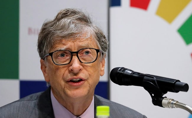 """Bill Gates On Coronavirus Pandemic: """"Should Be Completely Back To Normal By  2022-End"""""""